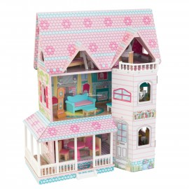 KIDKRAFT - DOMEK DLA LALEK BARBIE - ABBEY MANOR - 65941