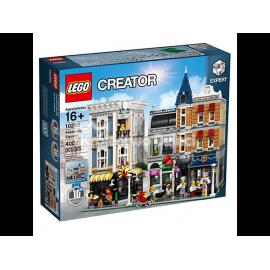 LEGO® - CREATOR EXPERT - PLAC ZGROMADZEŃ - 10255