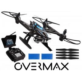 OVERMAX - DRON - X-BEE DRONE 7.2 FPV EKRAN KAMERA HD - 0955