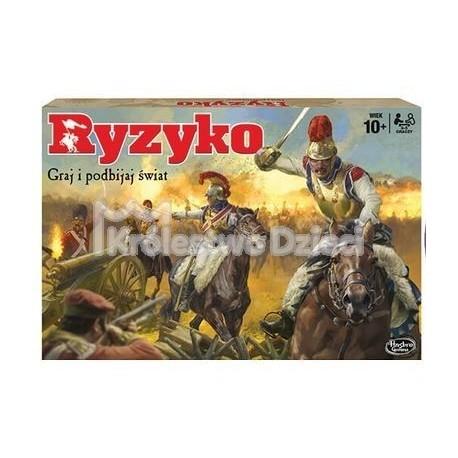 HASBRO - GRA - RYZYKO - B7404