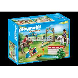 PLAYMOBIL - COUNTRY - TURNIEJ JEŹDZIECKI - 6930