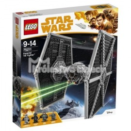 LEGO® - STAR WARS™ - IMPERIALNY MYŚLIWIEC TIE - 75211