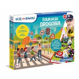 CLEMENTONI - GRA EDUKACYJNA - EDUKACJA DROGOWA - 50024