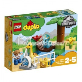 LEGO® - DUPLO® - JURASSIC WORLD™ - MINIZOO - ŁAGODNE OLBRZYMY - 10879