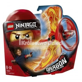 LEGO® - NINJAGO® - KAI - SMOCZY MISTRZ - 70647