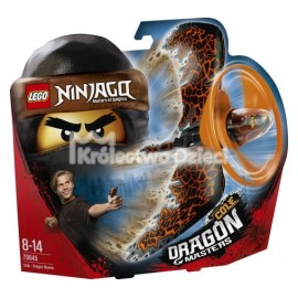 LEGO® - NINJAGO® - COLE - SMOCZY MISTRZ - 70645