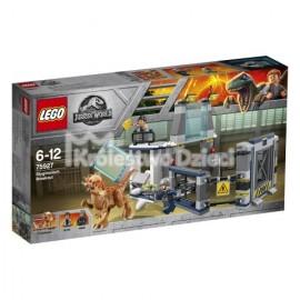 LEGO® - JURASSIC WORLD™ - UCIECZKA Z LABORATORIUM ZE STYGIMOLOCHEM - 75927