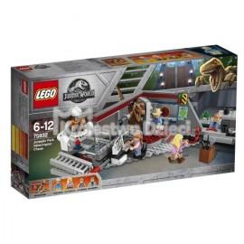 LEGO® - JURASSIC WORLD™ - POŚCIG RAPTORÓW - 75932