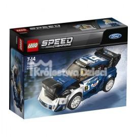 LEGO® - SPEED CHAMPIONS - FORD FIESTA M-SPORT WRC - 75885
