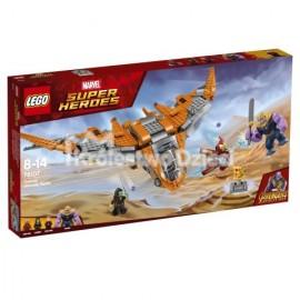 LEGO® - MARVEL SUPER HEROES - THANOS: OSTATECZNA WALKA - 76107