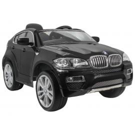 ULTIMAR - SAMOCHÓD NA AKUMULATOR - BMW X6 - CZARNY - 8010211