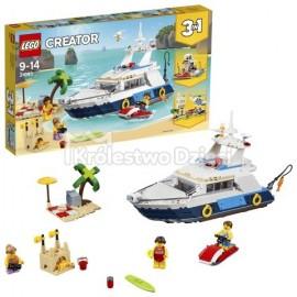 LEGO® - CREATOR - PRZYGODY W PODRÓŻY - 31083