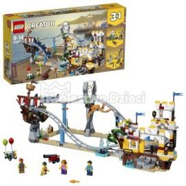 LEGO® - CREATOR - PIRACKA KOLEJKA GÓRSKA - 31084