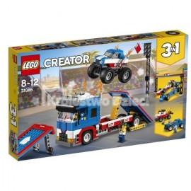 LEGO® - CREATOR - POKAZ KASKADERSKI - 31085