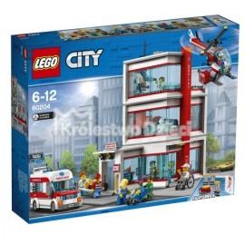 LEGO® - CITY - SZPITAL LEGO® CITY - 60204