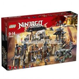 LEGO® - NINJAGO® - SMOCZA JAMA - 70655
