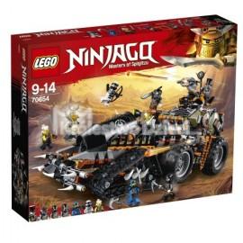 LEGO® - NINJAGO® - DIESELNAUTA - 70654