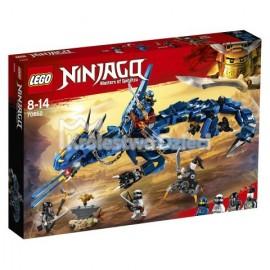 LEGO® - NINJAGO® - ZWIASTUN BURZY - 70652