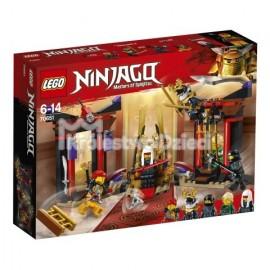 LEGO® - NINJAGO® - STARCIE W SALI TRONOWEJ - 70651
