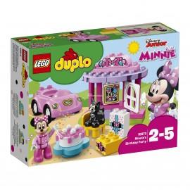 LEGO® - DUPLO® - PRZYJĘCIE URODZINOWE MINNIE - 10873