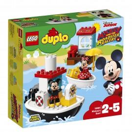 LEGO® - DUPLO® - ŁÓDKA MIKIEGO - 10881