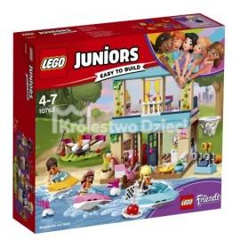 LEGO® - JUNIORS - DOMEK NAD JEZIOREM STEPHANIE - 10763
