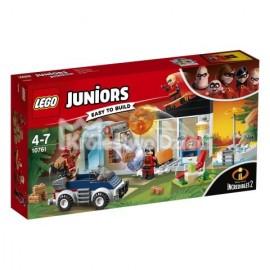 LEGO® - JUNIORS - WIELKA UCIECZKA Z DOMU - 10761