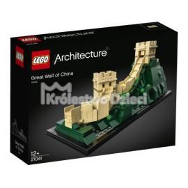 LEGO® - ARCHITECTURE - WIELKI MUR CHIŃSKI - 21041