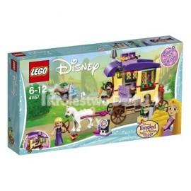 LEGO® - DISNEY PRINCESS™ - KARAWANA PODRÓŻNA ROSZPUNKI - 41157