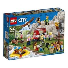LEGO® - CITY - NIESAMOWITE PRZYGODY - 60202