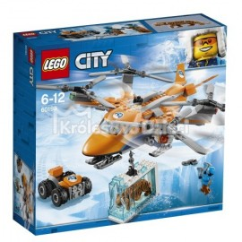LEGO® - CITY - ARKTYCZNY TRANSPORT POWIETRZNY - 60193