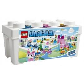 LEGO® - UNIKITTY™! - KREATYWNE PUDEŁKO Z KLOCKAMI KICIOROŻKOWA - 41455