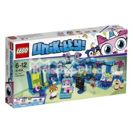 LEGO® - UNIKITTY™! - LABORATORIUM DR LISICZKI - 41454