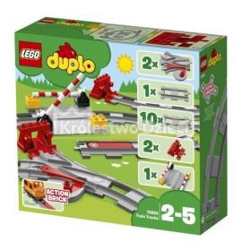 LEGO® - DUPLO® - TORY KOLEJOWE - 10882