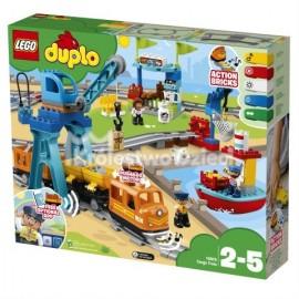 LEGO® - DUPLO® - POCIĄG TOWAROWY - 10875