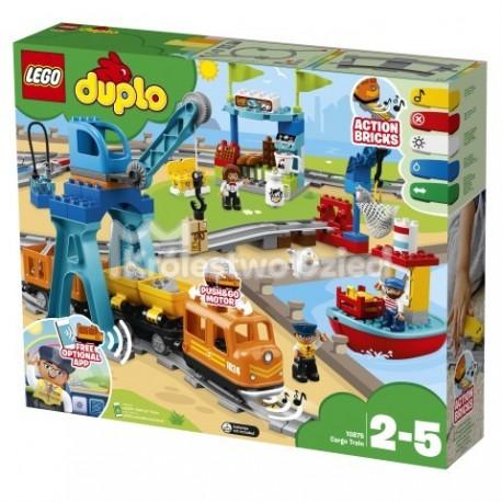 Lego Duplo Pociąg Towarowy 10875 Królestwo Dzieci