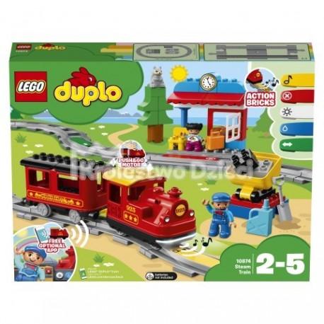 Lego Duplo Pociąg Parowy 10874 Królestwo Dzieci