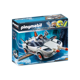 PLAYMOBIL - TOP AGENTS - AGENT P. I RACER - 9252