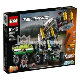 LEGO® - TECHNIC - MASZYNA LEŚNA - 42080