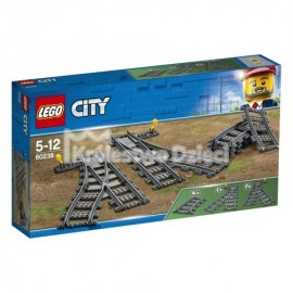 LEGO® - CITY - ZWROTNICE - 60238