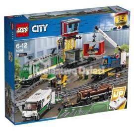 LEGO® - CITY - POCIĄG TOWAROWY - 60198
