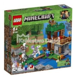 LEGO® - MINECRAFT™ - ATAK SZKIELETÓW - 21146