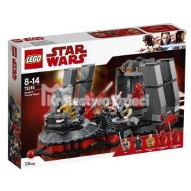 LEGO® - STAR WARS™ - SALA TRONOWA SNOKE'A - 75216