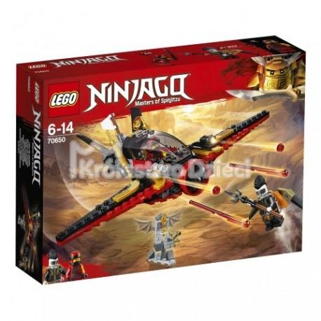 LEGO® - NINJAGO® - SKRZYDŁO PRZEZNACZENIA - 70650