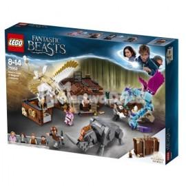 LEGO® - HARRY POTTER™ - FANTASTIC BEASTS™ - WALIZKA NEWTA Z MAGICZNYMI STWORZENIAMI - 75952
