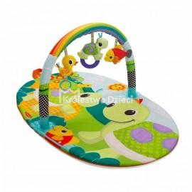INFANTINO - B-KIDS - MATA EDUKACYJNA DO ZABAWY Z ŻÓŁWIEM - 5233