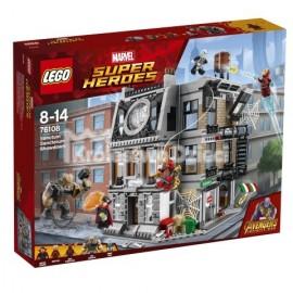 LEGO® - MARVEL SUPER HEROES - STARCIE W SANCTORUM - 76108