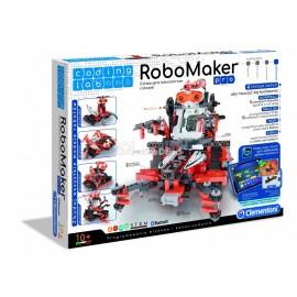 CLEMENTONI - CODING LAB - ROBOT - ROBO MAKER - EDUKACYJNE LABORATORIUM ROBOTYKI - 50523