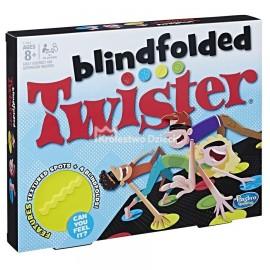 HASBRO - GRA - TWISTER BLINDFOLDED - E1888