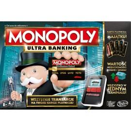 HASBRO - MONOPOLY ULTRA BANKING - 6677